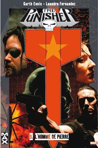 Punisher : Marvel Max : L'Homme de pierre #9 [2008]