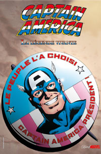 Captain America, la légende vivante [2008]