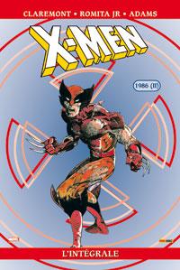 L'intégrale X-Men : X-Men, l'intégrale 1986 - vol 2 #12 [2008]