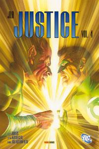 JLA : la Ligue des Justiciers : Justice Vol. 4 [2008]