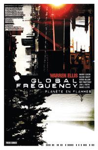 Global Frequency : Planète en flammes #1 [2007]
