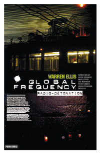 Global Frequency : Radio-détonation [#2 - 2008]
