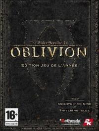 The Elder Scrolls : Oblivion : Edition jeu de l'année [#4 - 2007]