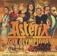 Bande Originale du film Astérix aux jeux olympiques [2008]