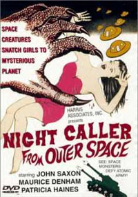 The Night Caller from Outer Space [1966]