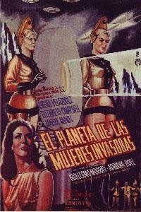 Gigantes Planetarios : El Planeta de las mujeres invasoras [1967]