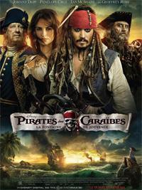 Pirates des Caraïbes : La Fontaine de Jouvence #4 [2011]