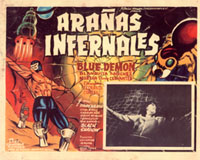 Infernal Spiders [1968]
