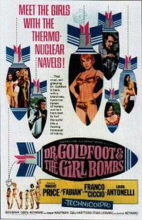 Dr. Goldfoot : L'espion qui venait du surgelé [1966]