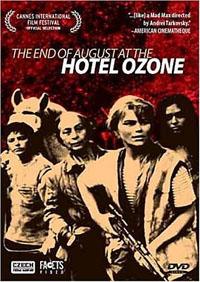 Fin d'août à l'hôtel Ozone [1967]