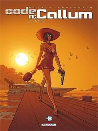 Carmen Mc Callum : Code Mc Callum : Exil [#3 - 2008]