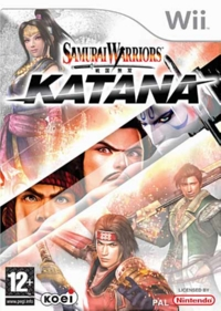 Samurai Warriors Katana [2008]