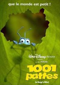 1001 Pattes [1999]