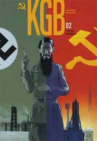 KGB, le sorcier de Baïkonour [#2 - 2008]