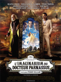 The imaginarium of Doctor Parnassus : L'Imaginarium du Docteur Parnassus [2009]