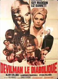 Devilman le maléfique : Devilman le magnifique [1969]