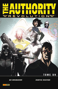 The Authority : Authority Revolution [#1 - 2008]
