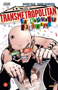 Transmetropolitan : La Nouvelle Racaille [#2 - 2008]