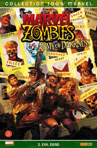 Marvel Zombies : Evil Dead #2 [2008]