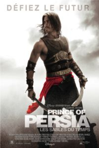 Prince of Persia : les Sables du Temps #1 [2010]