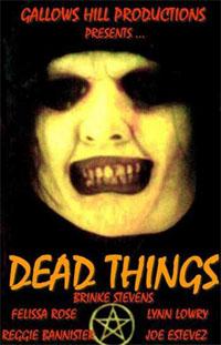 Dead Things [2005]