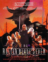 The Roller Blade Seven #1 [1991]