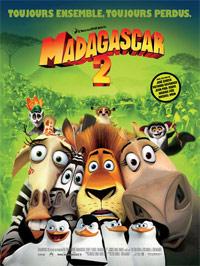 Madagascar 2 : la grande évasion #2 [2008]