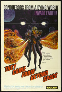 They Came from Beyond Space [1967]