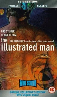 L'Homme Illustré : L'homme tatoué [1969]