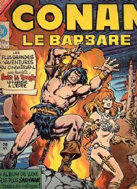 Héritage Conan le barbare [1977]