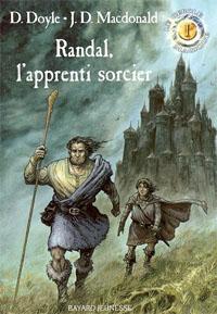Le cercle magique : Randal, l'apprenti sorcier #1 [2004]
