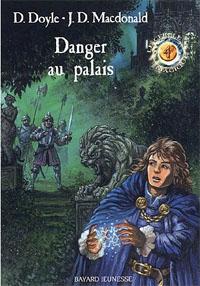 Le cercle magique : Danger au palais #4 [2005]