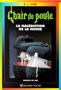 Chair de Poule : La malédiction de la momie [#1 - 1995]