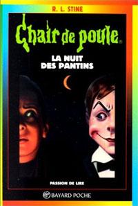 Chair de Poule : La nuit des pantins [#2 - 1995]