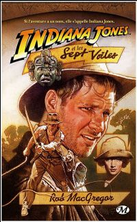 Indiana Jones et les sept voiles #3 [1992]