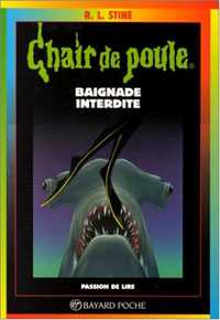 Chair de Poule : Baignade interdite [#7 - 1995]