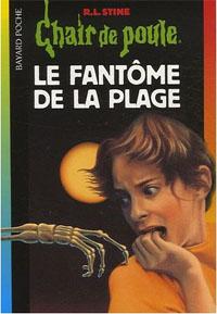 Chair de Poule : Le fantôme de la plage [#8 - 1995]
