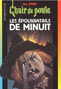 Chair de Poule : Les épouvantails de minuit [#9 - 1995]