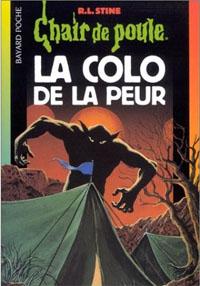 Chair de Poule : La colo de la peur [#10 - 1995]