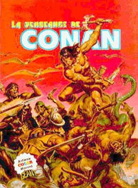 Artima Color Marvel Géant Conan [1980]