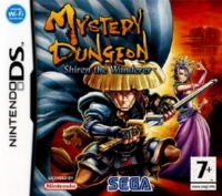 Mystery Dungeon : Shiren The Wanderer [2008]