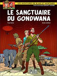 Les aventures de Blake et Mortimer : Blake et Mortimer : Le sanctuaire de Gondwana #18 [2008]
