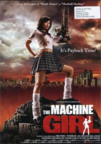 The Machine Girl [2011]
