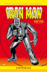 Iron Man l'Intégrale 1963 1964 [#1 - 2008]