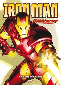 Iron Man les Aventures T01 [2008]