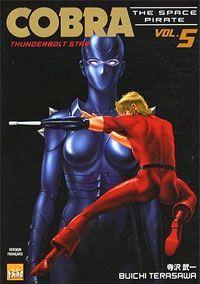 Cobra : Thunderbolt Star #5 [2008]