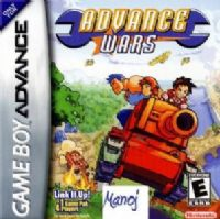 Advance Wars - Consolle virtuelle