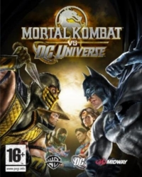 Mortal Kombat vs. DC Universe [2008]