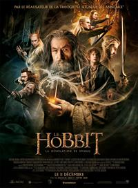 Le Hobbit : La désolation de Smaug - Blu-ray