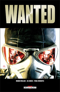 Wanted #1 [2008]